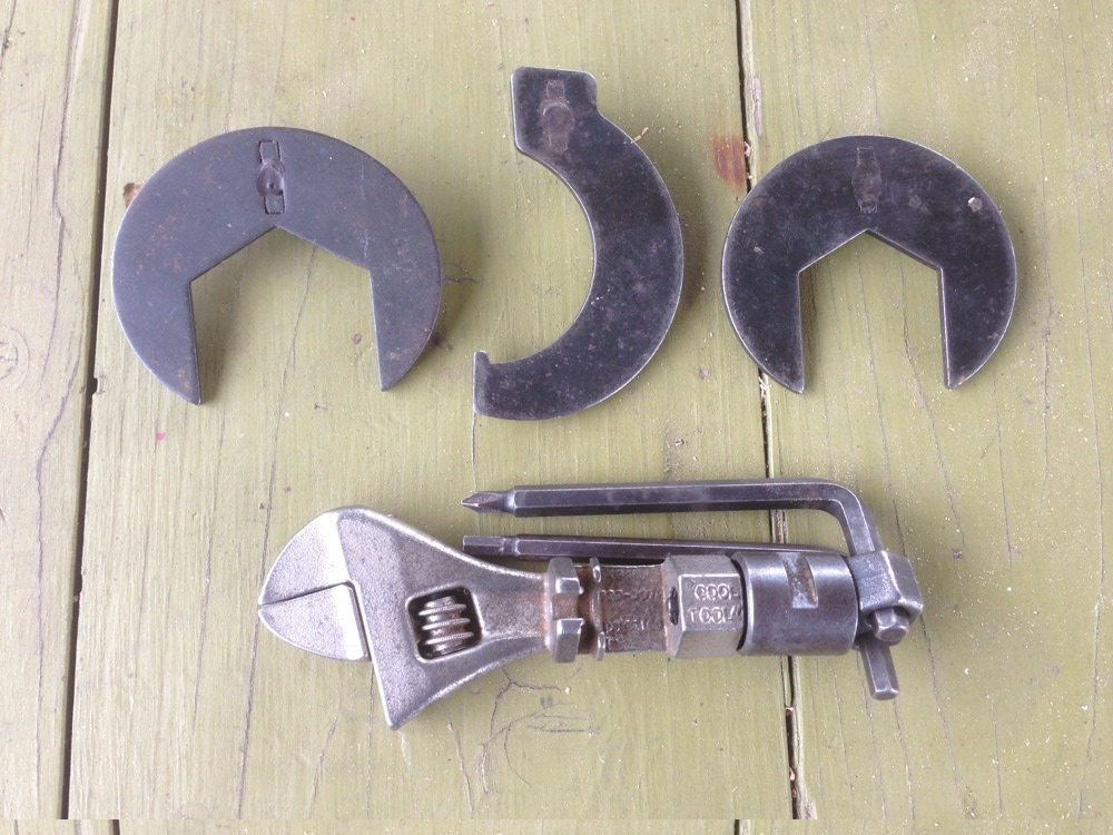 Bicycle Crank Spanner Wrench Bicycle Model Ideas