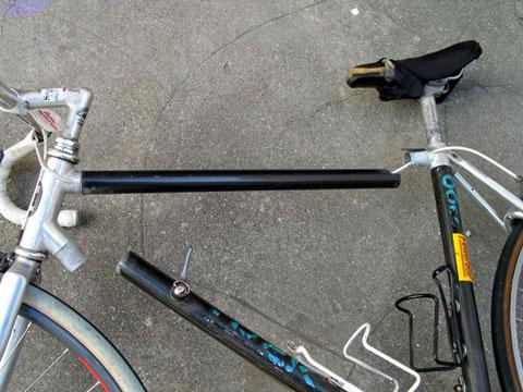 Broken Bikes Amp Parts