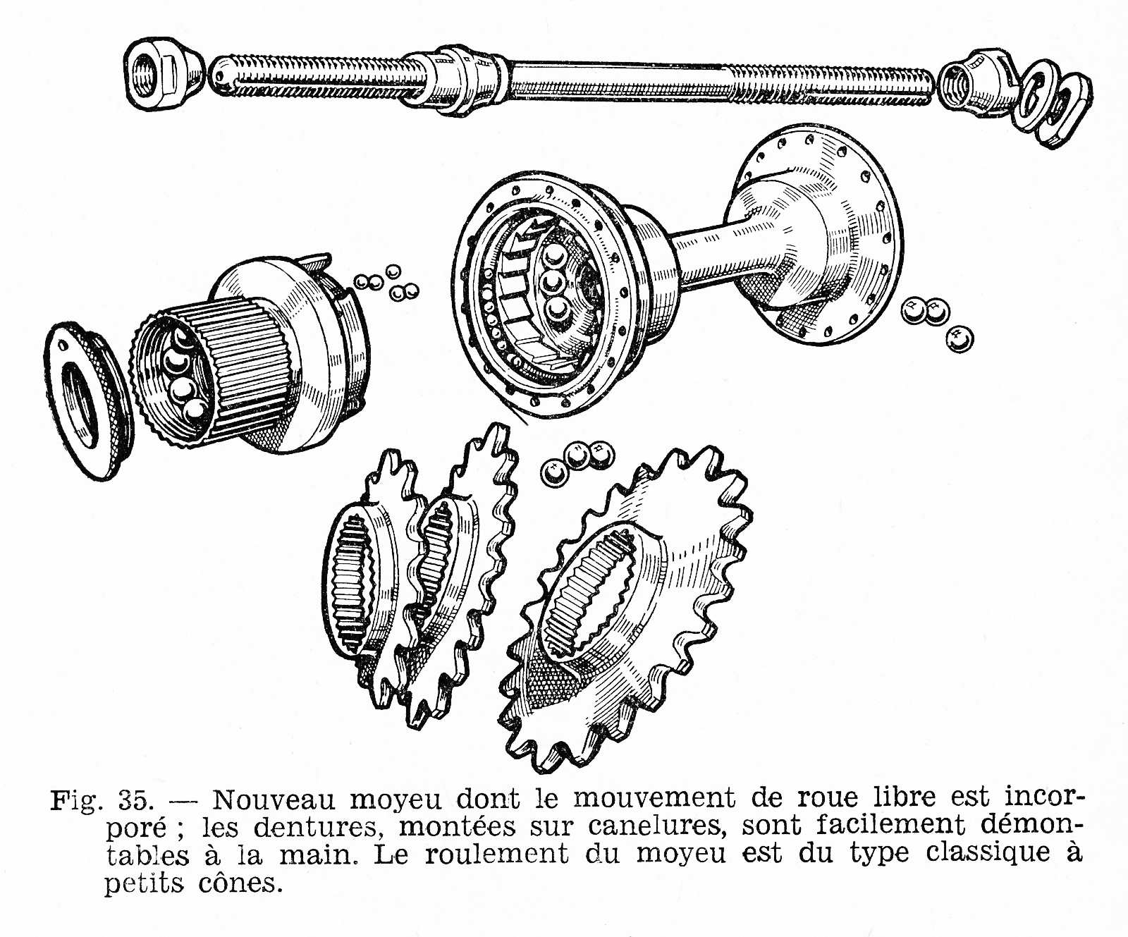 Bicycle Rear Hub Exploded View : Images about daniel rebour illustrations on pinterest